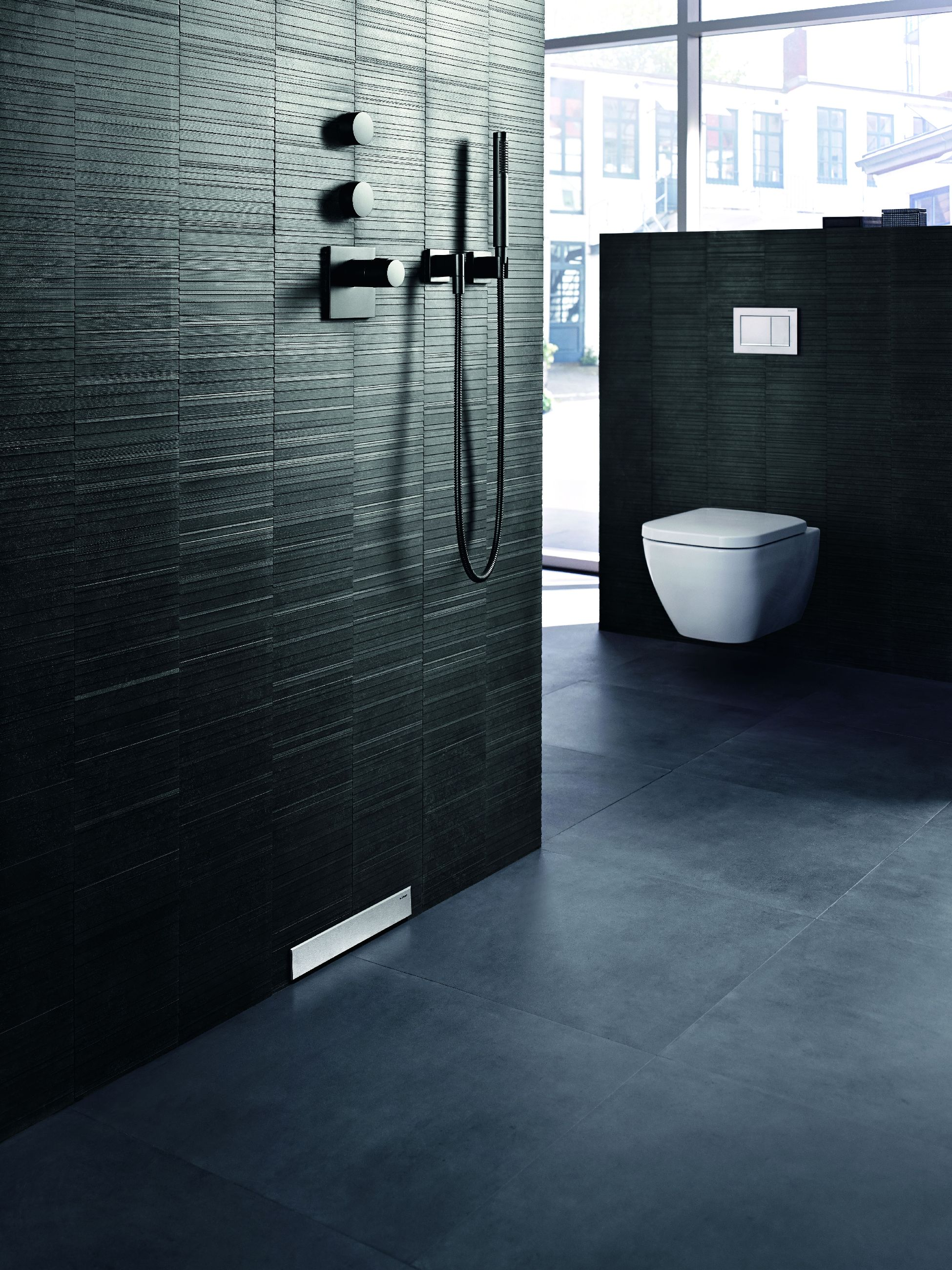 Sanitair Outlet Rijssen Geberit Wall Drain For Shower By Geberit Archello