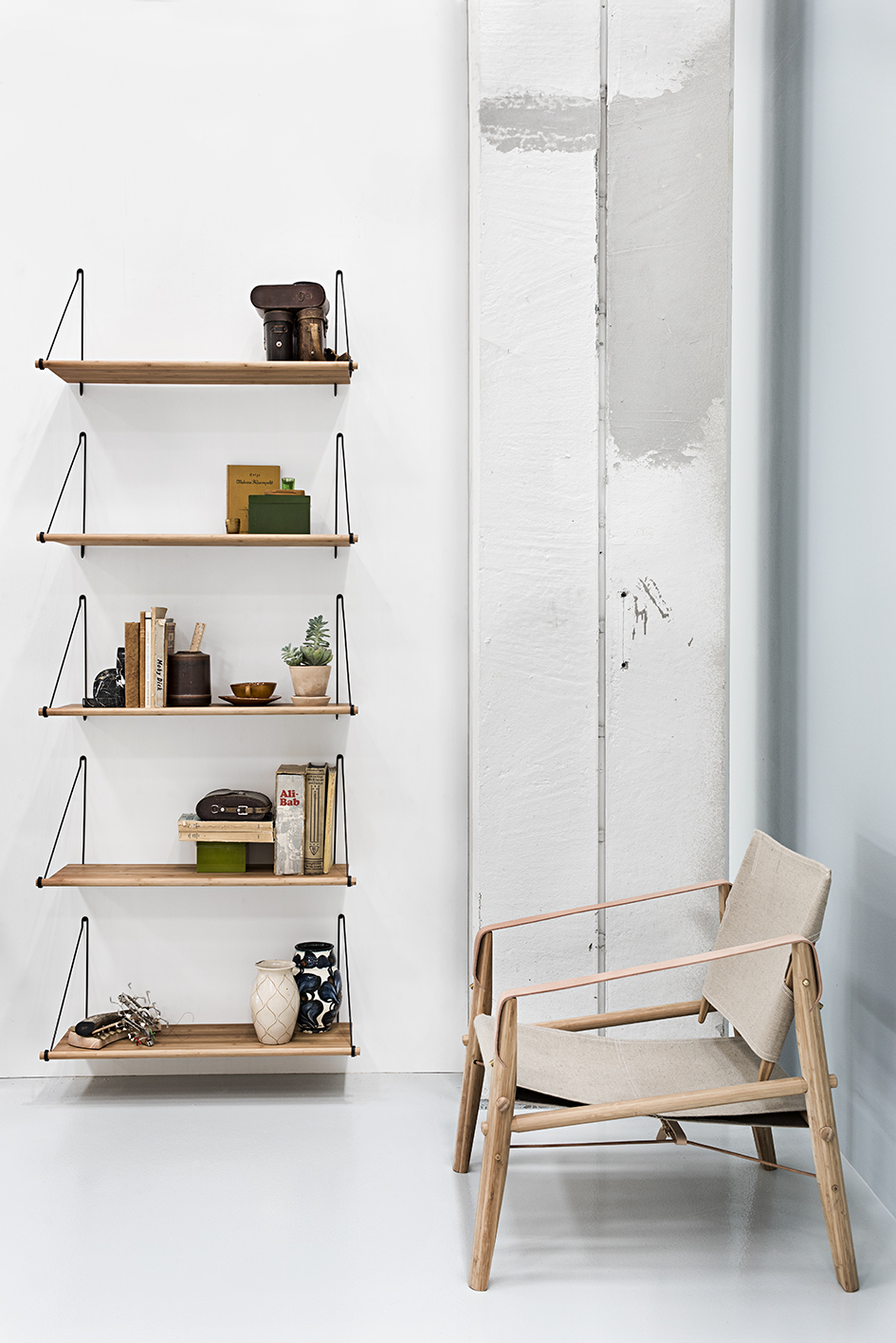 We Do Wood Loop Shelf By We Do Wood Archello