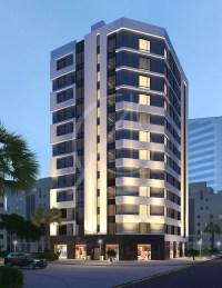 12 Story Modern Apartment Exterior Design | Comelite ...
