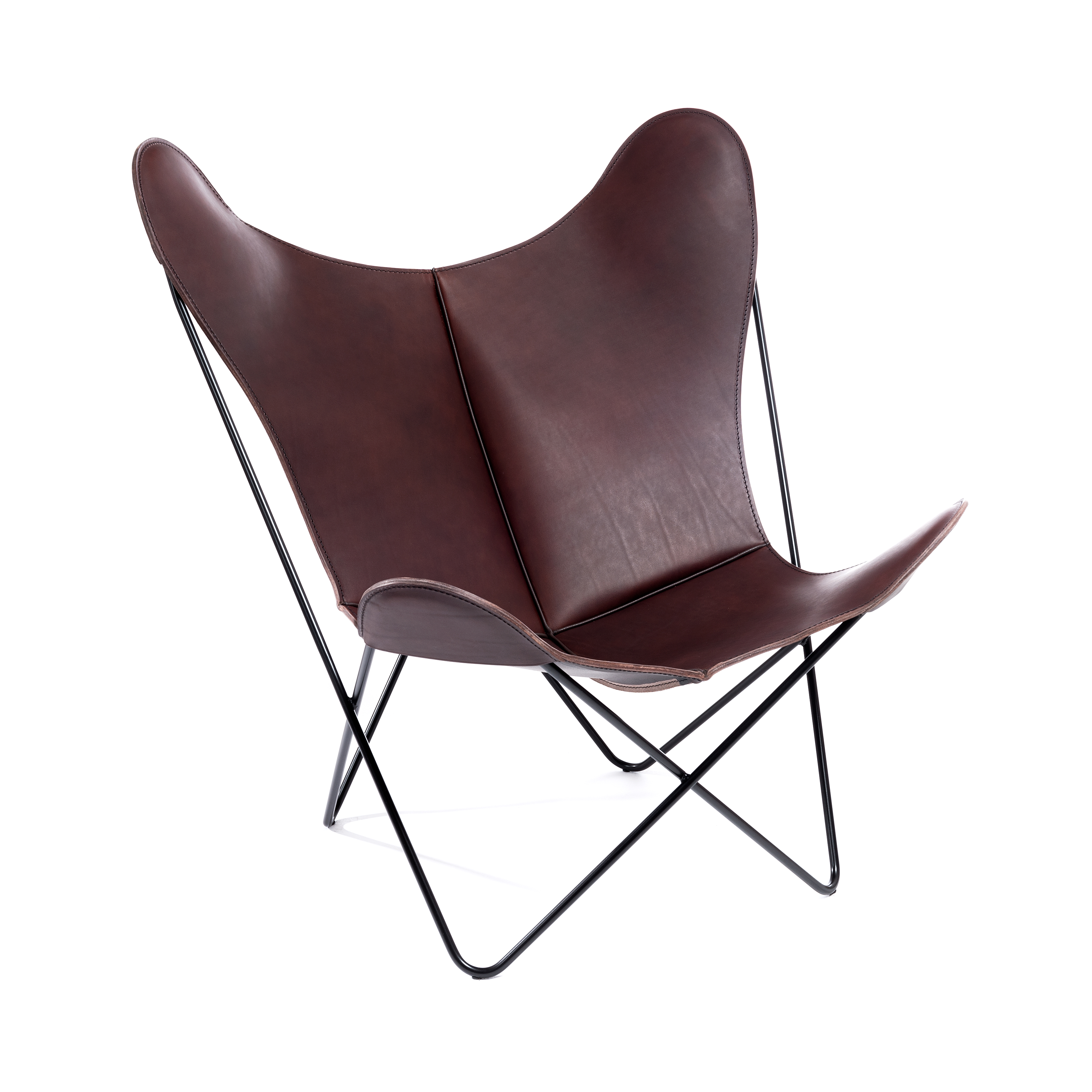 Butterfly Chair Leder Butterfly Chair Leder