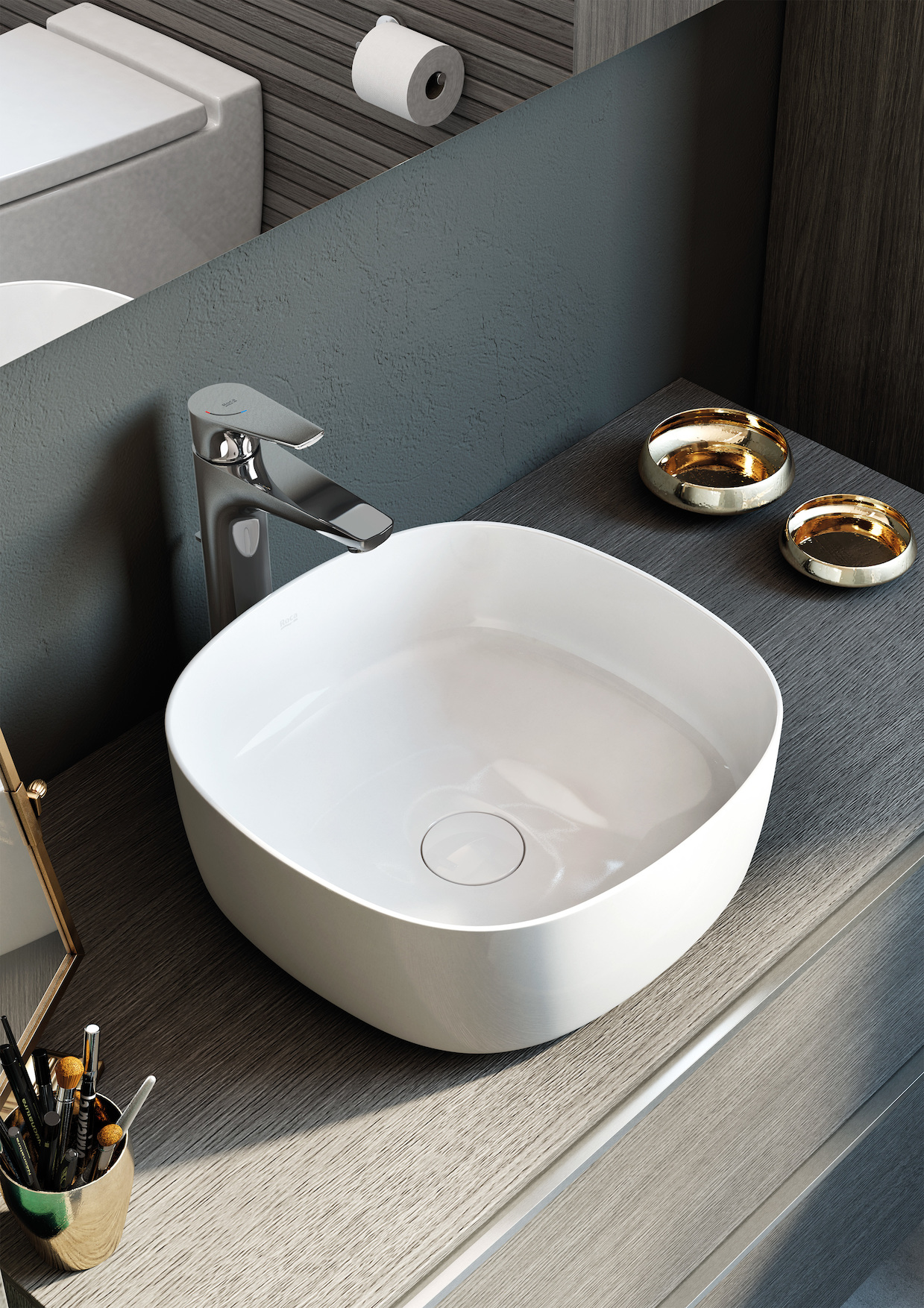 Lavabo Inspira Roca Inspira By Roca Media Slideshow 8 Archello