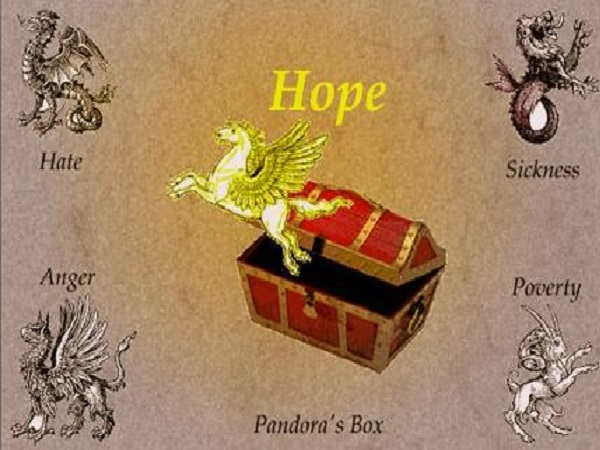 What Was Left In Pandoras Box
