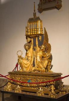reliquaire saint Louis