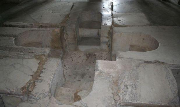 Bardo Baptistere de Djerba