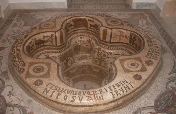 Bardo Baptistere de Kelibia