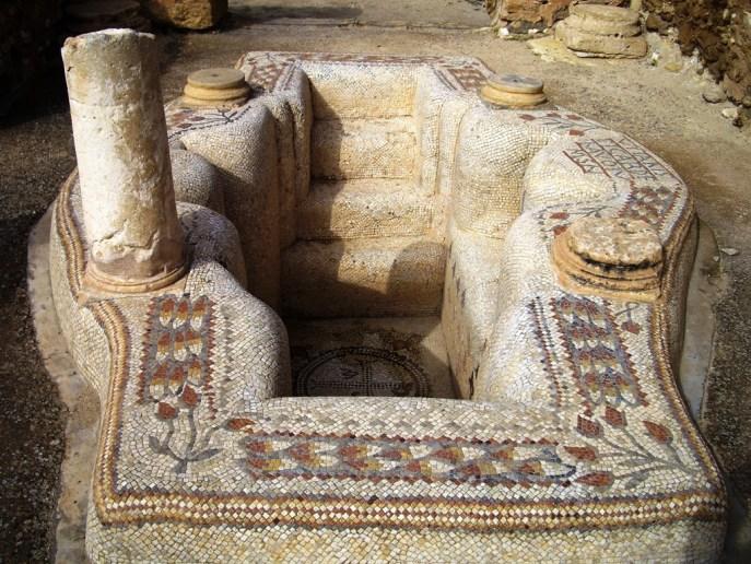 baptistère Sbeitla II
