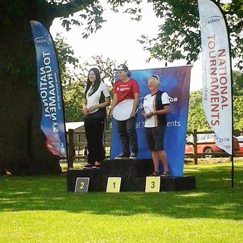 Congratulations to EUAC archer hopeg27 for winning the archerygb mastershellip