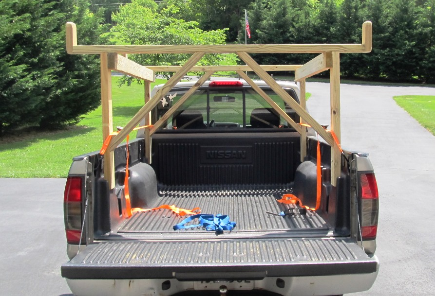 Woodwork Diy Truck Rack Plans Pdf Plans