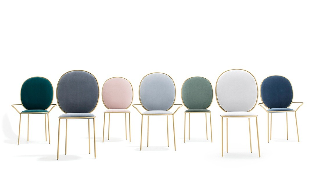 Stay Dining Chair With Without Arm Archetypal