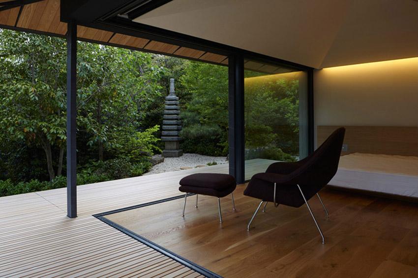 Portland Or Fall Had Wallpaper Pc House Kengo Kuma And Associates ⋆ Archeyes