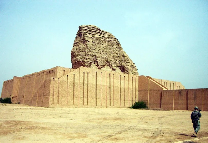 Ziggurat Architecture in Mesopotamia