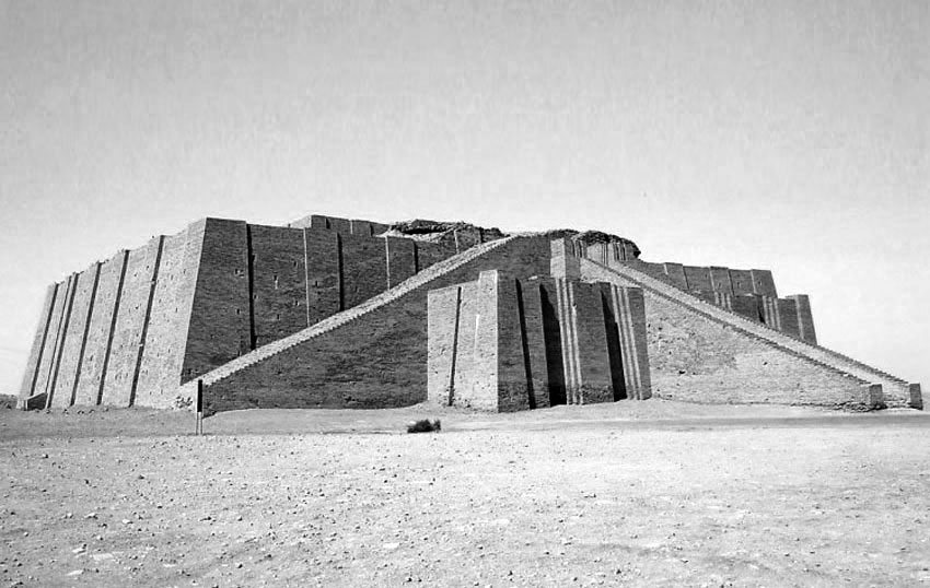 sumerian architecture