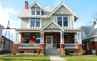 Single-Family Rehabilitation Winner: 2432 Hoagland Avenue, after rehabilitation