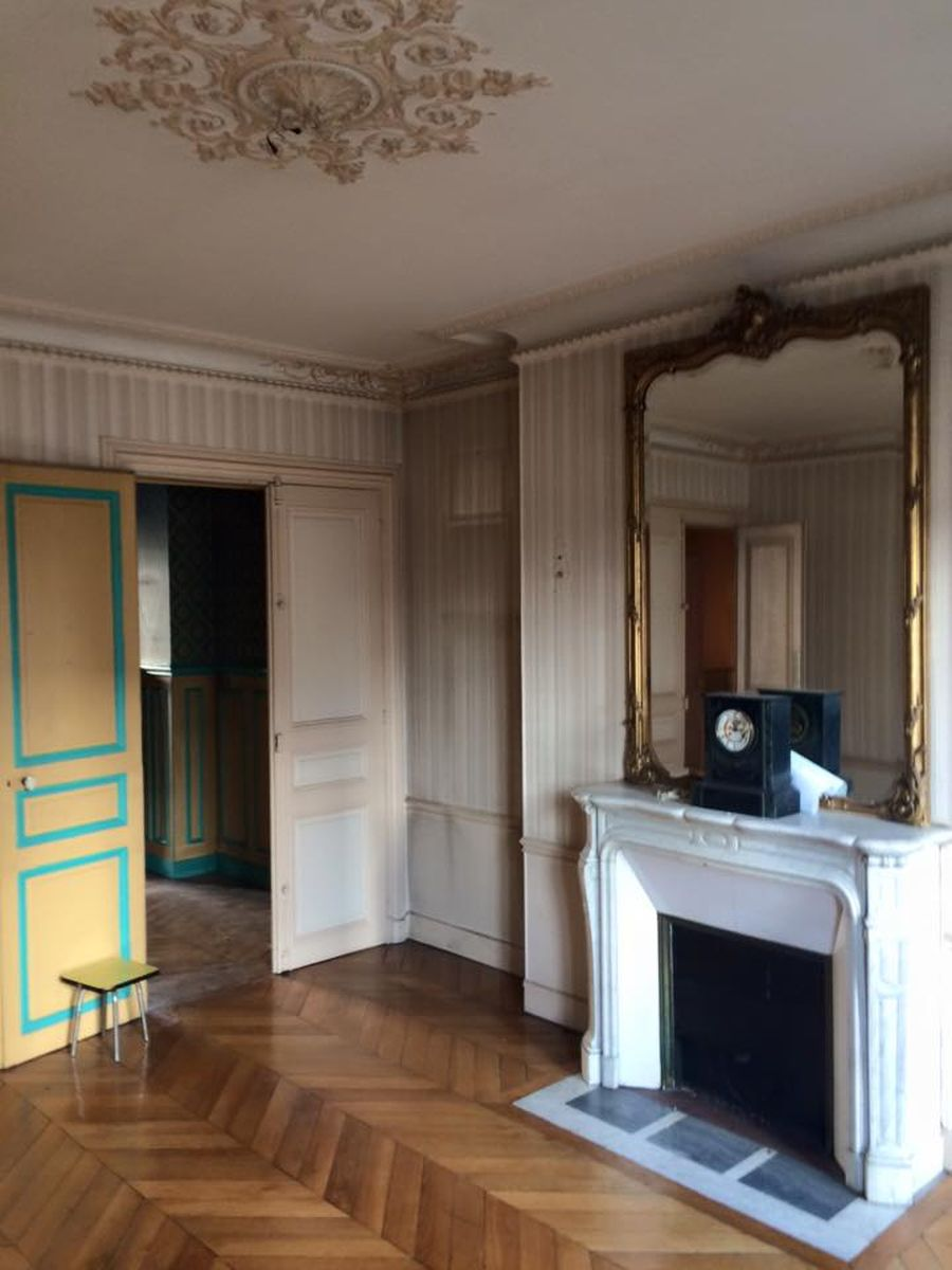 Renovation Haussmannien Rénovation D Un Appartement Haussmannien à Paris Hervé Vanden Haute