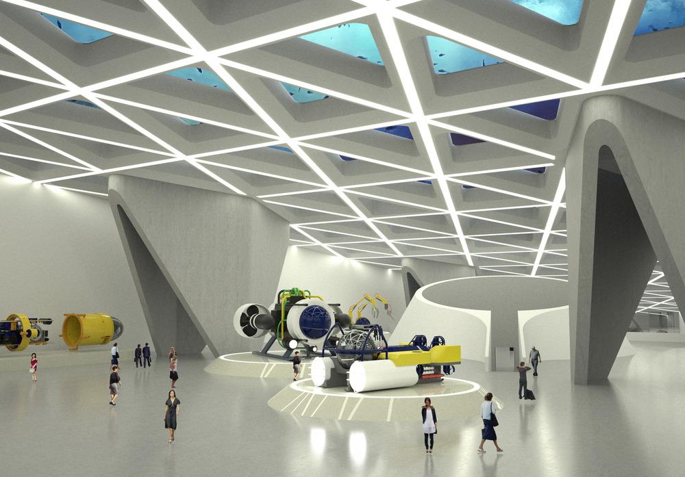 Musée maritime et Centre de Recherche à Dubaï