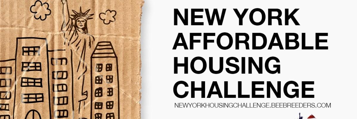 Concours de logement abordable à New York