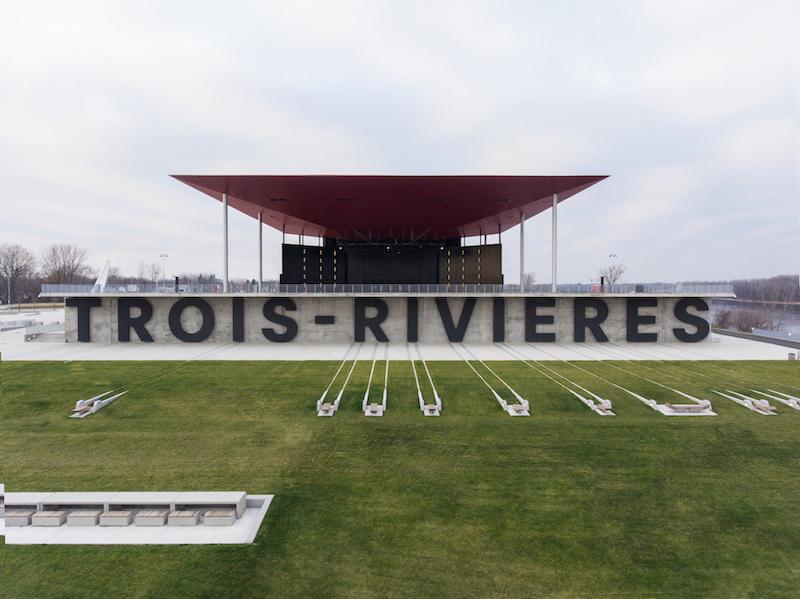Amphithéâtre COGECO, Trois-Rivières