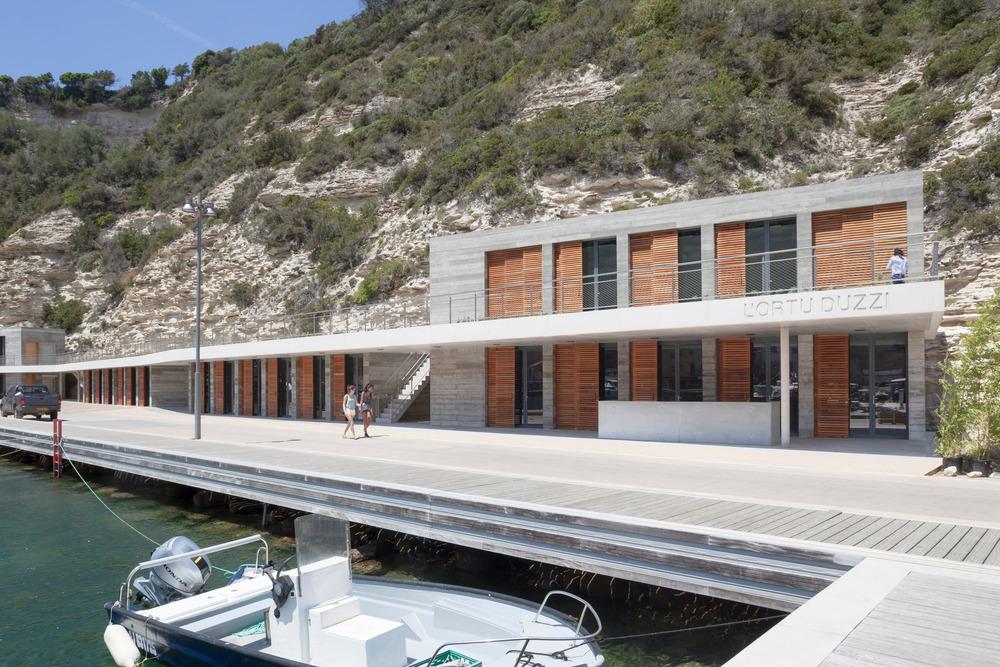 La maison des pêcheurs