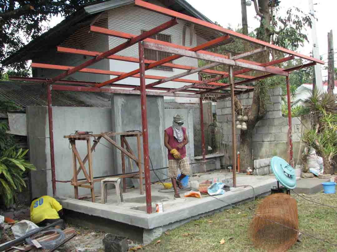 Garage Design Ideas Pictures Philippines Bantilan Residence Modern Garage And House Extension