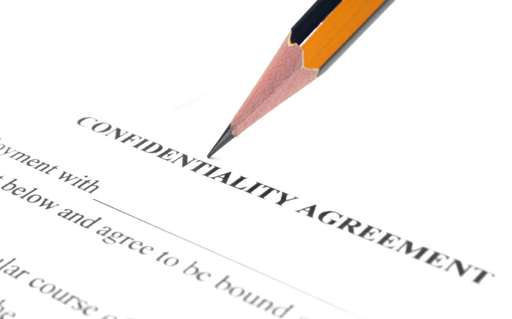 Privacy and Confidentiality Professional CAD contractor - contractor confidentiality agreement
