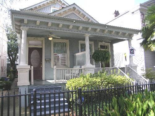 The New Orleans Shotgun House