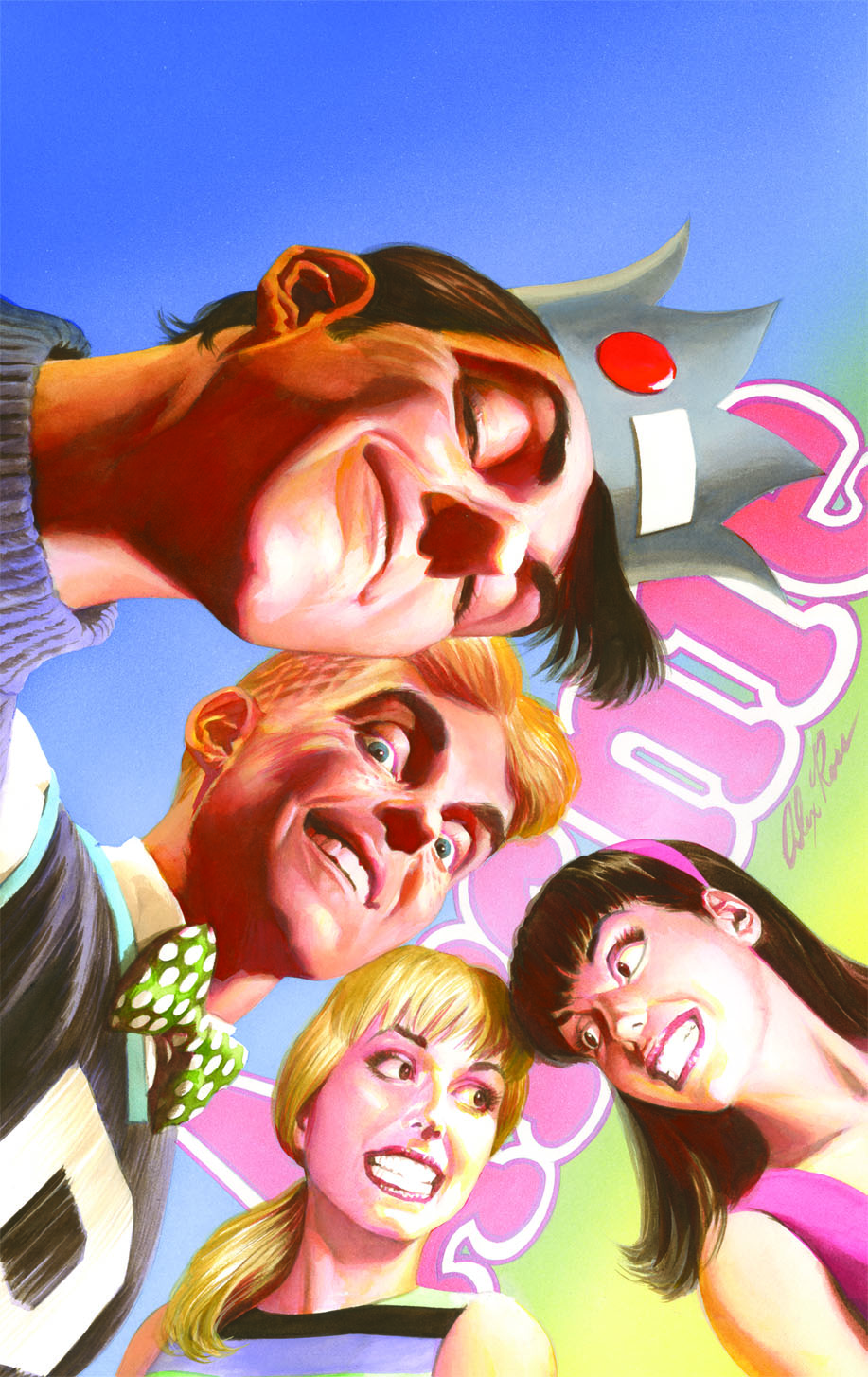 Television Series Of Archie Comics Come To Television With Riverdale Tv Series