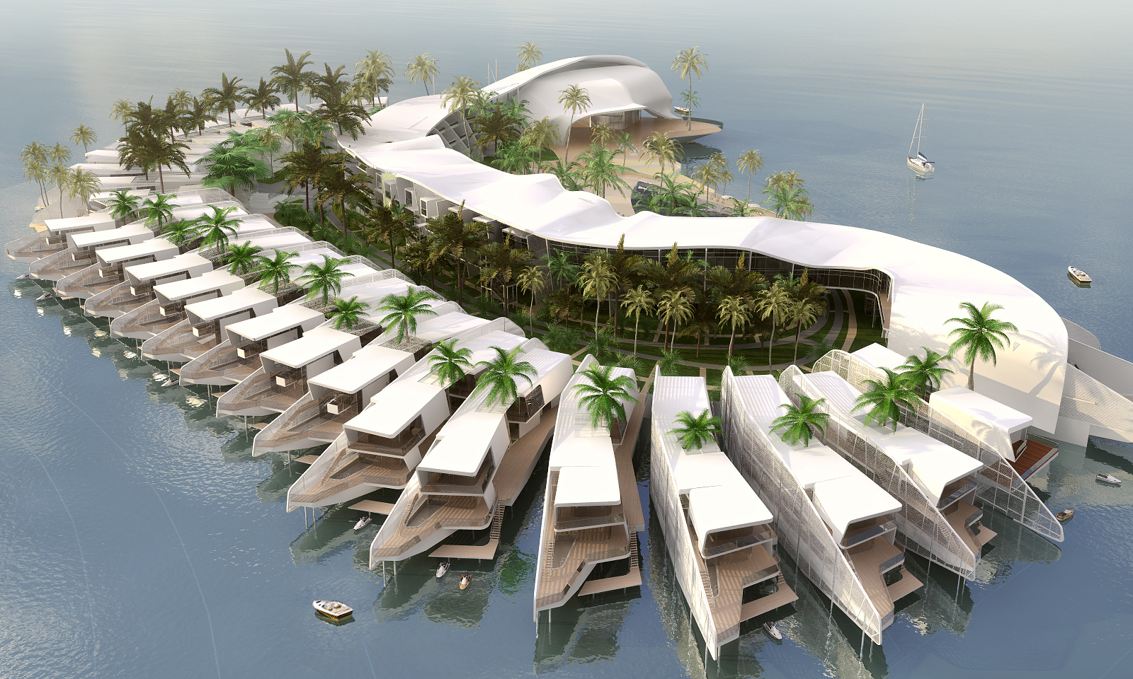 Desain Resort Resort Ocean Life The World Srilanka Island Mahmoud