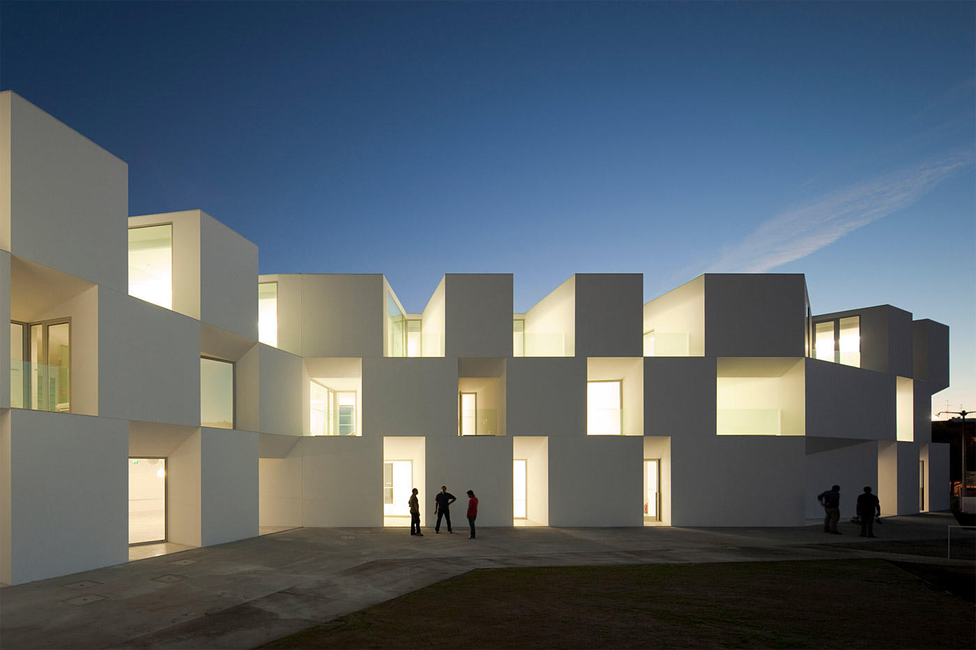 Van Der Rohe Five Finalists For 2013 Eu Prize For Contemporary Architecture