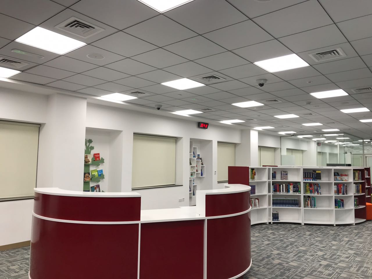 Office Lighting Premium Office Lighting Solutions With Lumibright Luminaires At