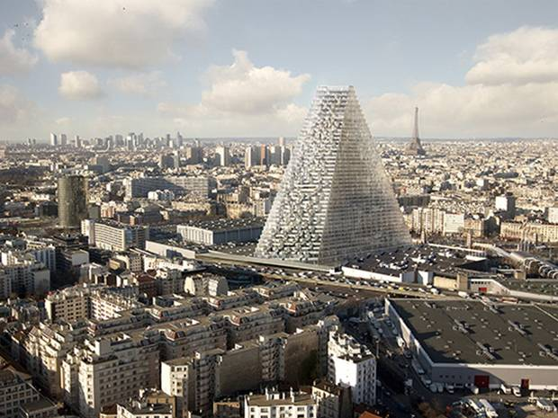Bureau De Change Paris Montparnasse Paris Approves Its First Skyscraper Of The 21st Century News