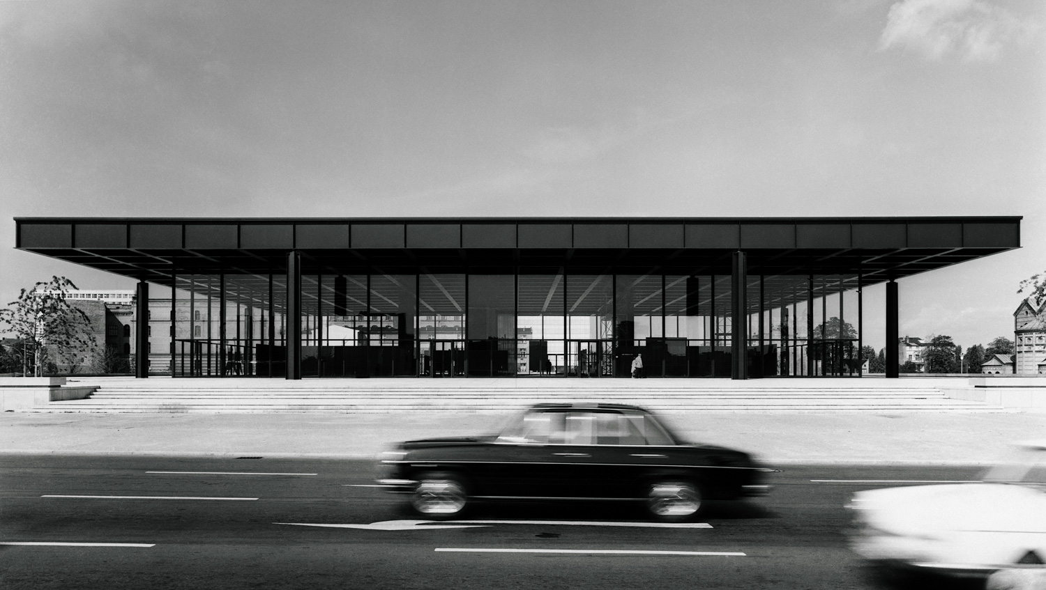 Mies Van Der Rohe Berlin David Chipperfield Pledges To Carefully \