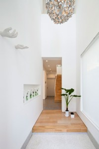 Modern Zen Design House  Arch Into Japan