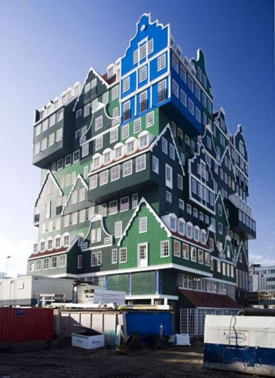 Weird Architecture: 18 Buildings that go beyond Architecture | Archiobjects
