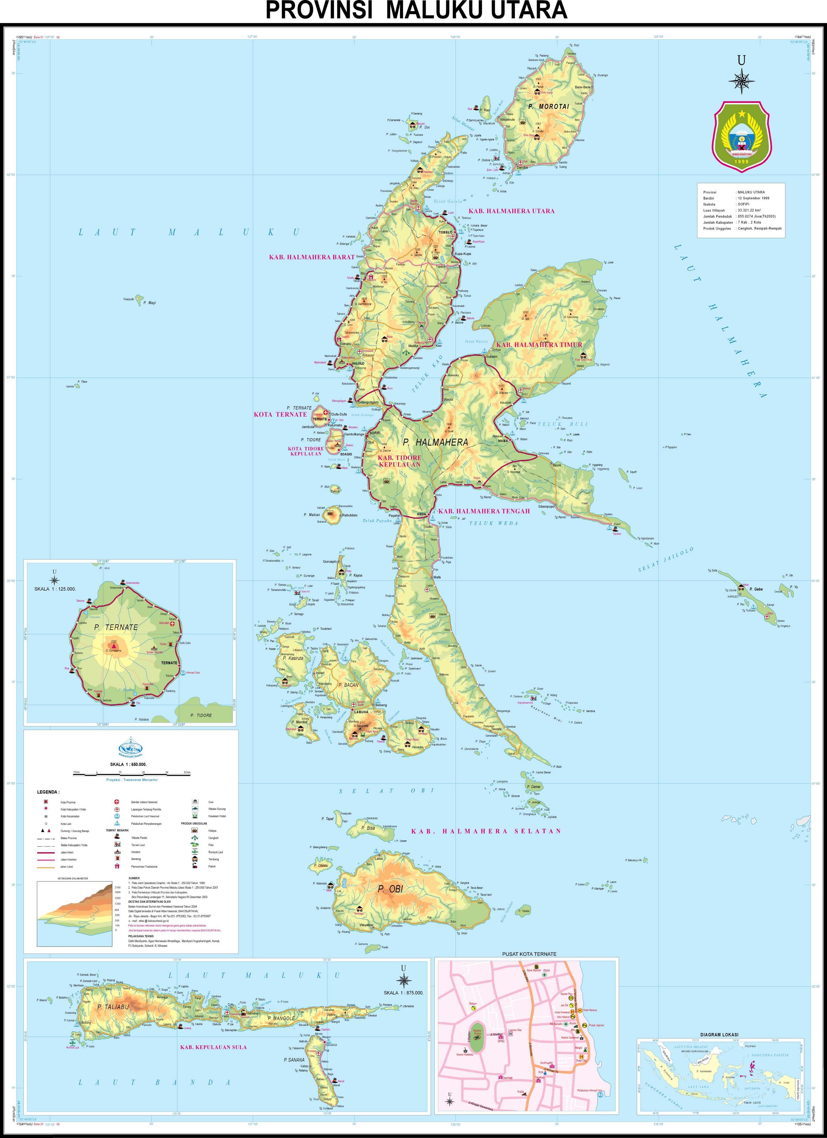 Malut Post Malut Post Tampil Terdepan North Maluku Province Archi Pelago Fastfact