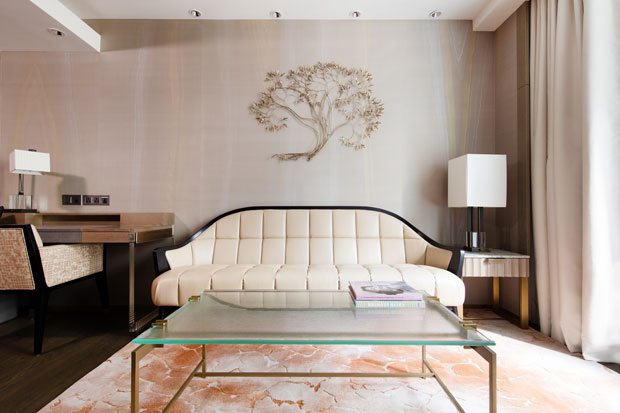 Wall Designs Joyce Wang Redesigns Luxury For The Mandarin Oriental