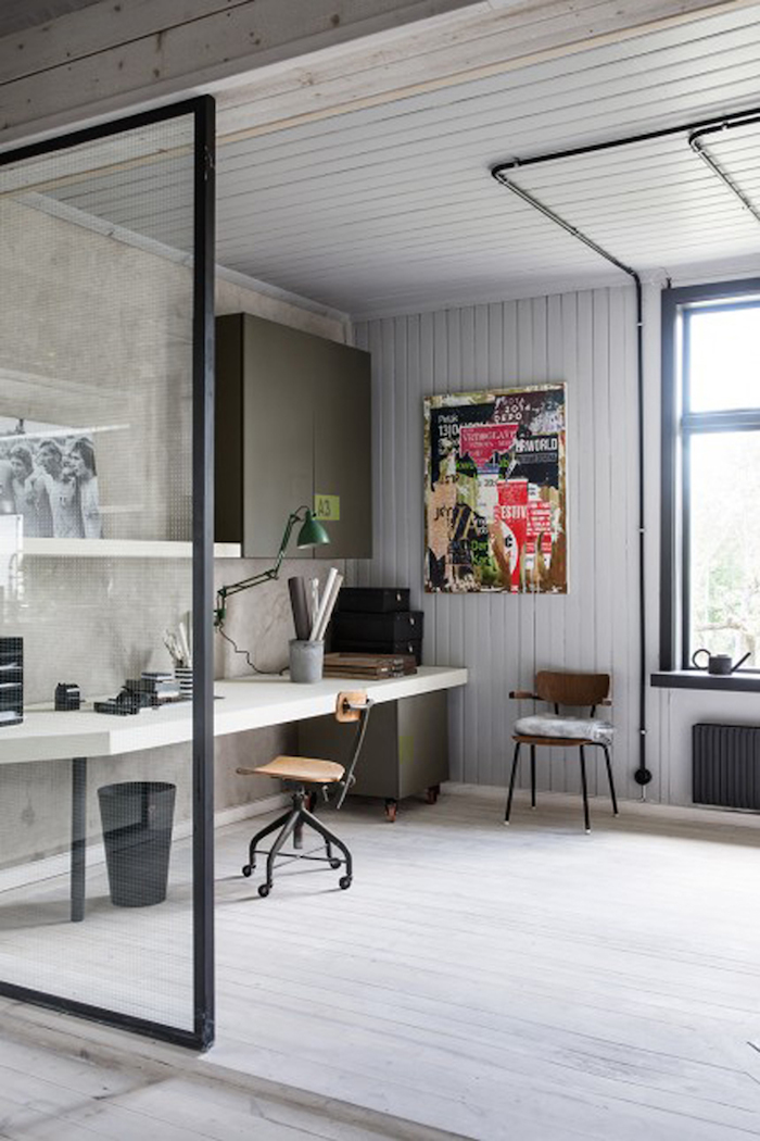 Store Style Industriel Industrial Style Apartment