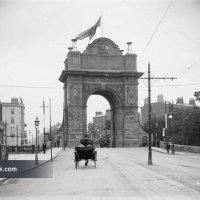1903 - Royal Triumphal Arch, Leeson Street, Dublin