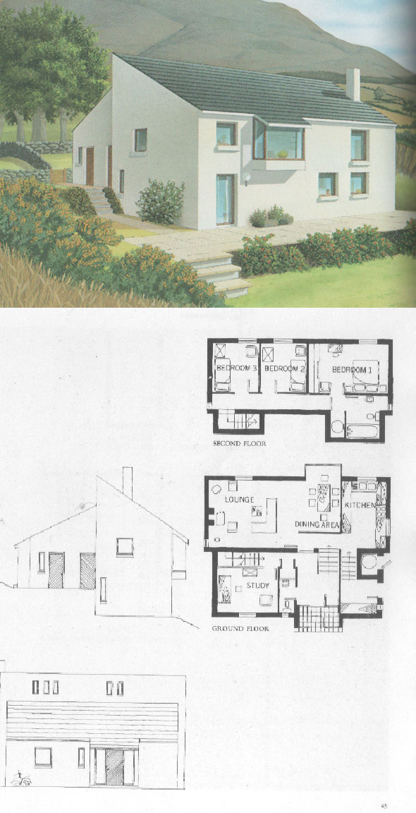 Book Of House Plans Ireland House Design Plans