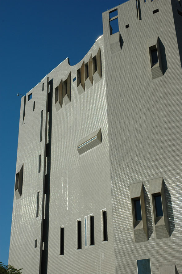 1971 Denver Art Museum Colorado Architecture Of