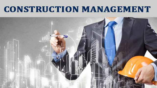 Construction Planning and Construction Management - Archistudent - construction management