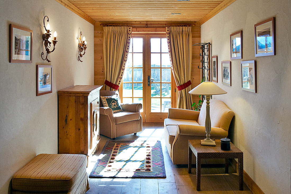 Deco Interieur Chalet Interior Decoration For A Warmly Welcoming Chalet Viquerat