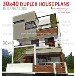 Small Crop Of Duplex House Plans