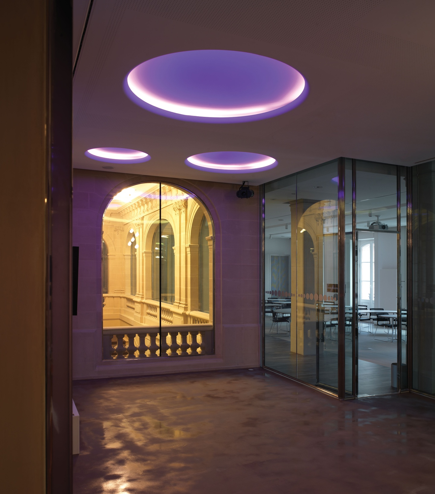Outdoor Lighting Houzz Uso 140 - Architectural Ceiling Lights | Flos Architectural