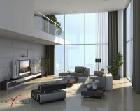 Grey interior design | Architecture & Interior Design