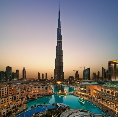 The Tallest Building in the World – The Burj Khalifa ...