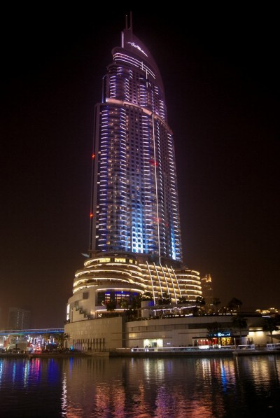 The Address Dubai Marina – the heaven for any traveller (Dubai, UAE) | Architecture & Interior ...