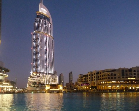 The Address Dubai Marina – the heaven for any traveller ...