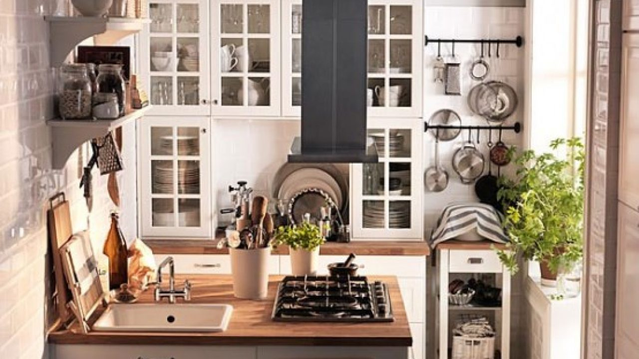 Interior Design Ideas For Small House 30 Amazing Design Ideas For Small Kitchens