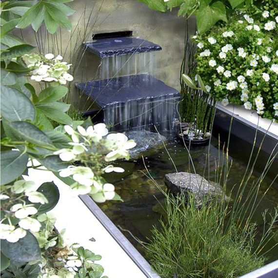 Membuat Taman Minimalis Di Lahan Sempit 30 Beautiful Backyard Ponds And Water Garden Ideas
