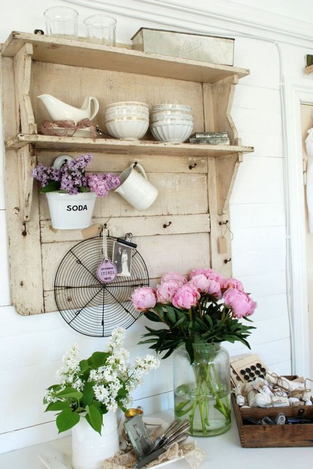 Shabby Look Selber Machen 36 Fascinating Diy Shabby Chic Home Decor Ideas